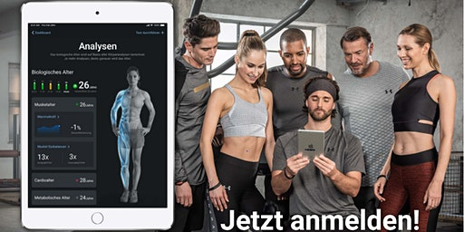 eGym Trainer App Tour Nürtingen