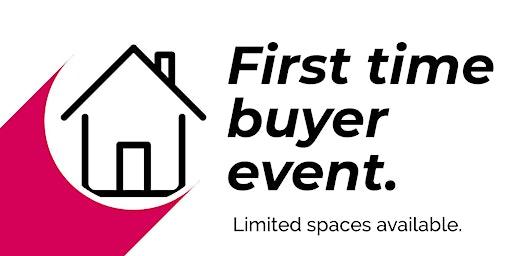 First Time Buyer information event regarding £25,000 Government scheme