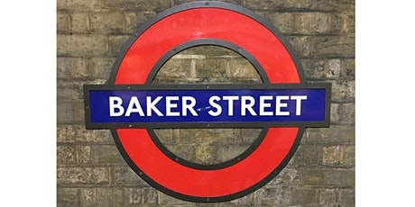 An Underground Tour of Literary London - by Nick Dobson tickets
