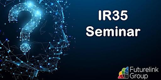 Off-Payroll (IR35) Seminar
