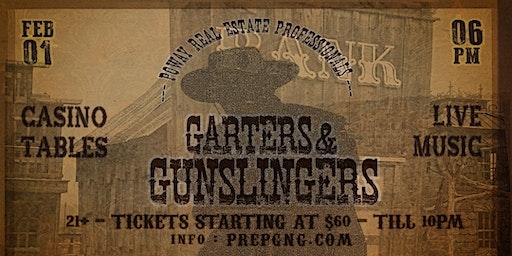 Garters & Gunslingers