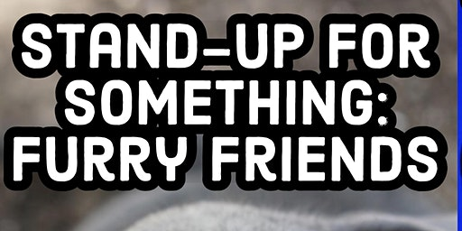 Stand-up for Something: Furry Friends