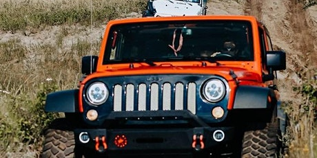 SK Jeep Tours presents - Drive like a Girl tickets