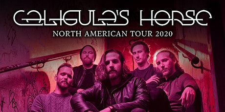 Caligula's Horse - North American Tour 2020 + Moon Tooth + Ebonivory tickets