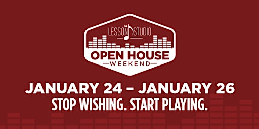 Lesson Open House Pittsford