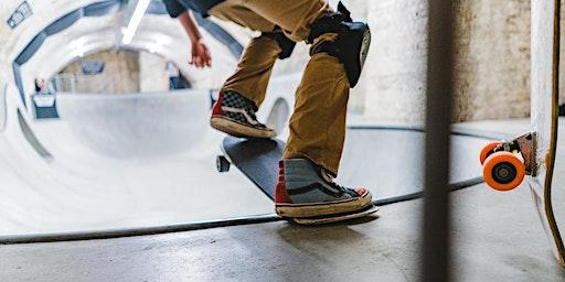 Skate Session 12 - 8pm