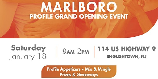 Profile Marlboro Grand Opening Event!