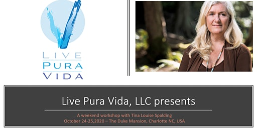 Live Pura Vida Workshop featuring Tina Spalding