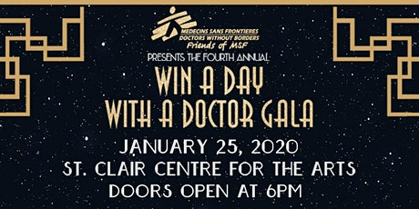 Win a Day with a Doctor Gala tickets