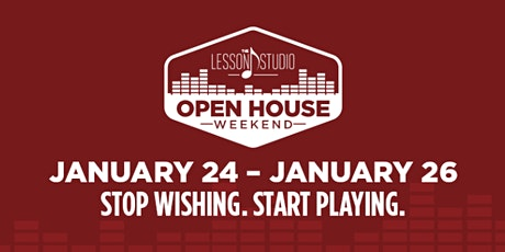 Lesson Open House Fairfield tickets