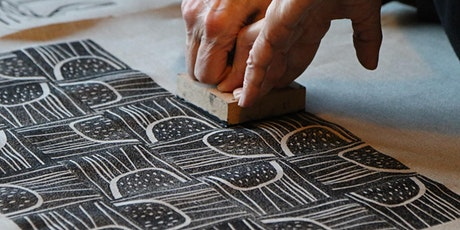 Introduction to Block Printing tickets