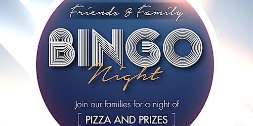 Appreciation Event - Friends & Family BINGO Night