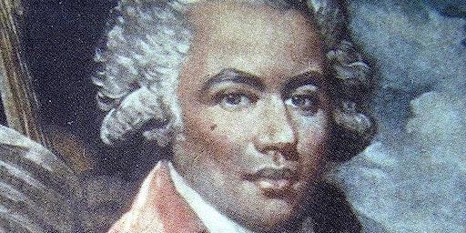 Voices from the Past: Joseph Bologne, Chevalier de  Saint-Georges