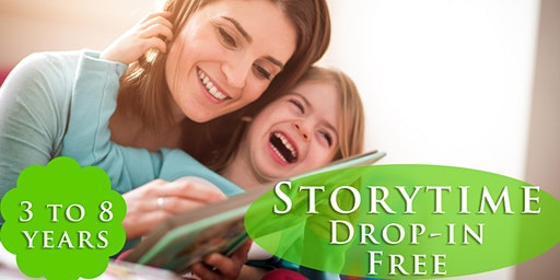 Evening Family Storytime