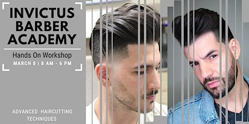 Advanced Shears and HairCut Techniques for Men - Hands On Workshop