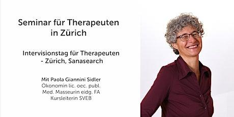 Seminar in ganzheitlicher Praxisführung für Therapeuten: Intervisionstag für Therapeuten billets
