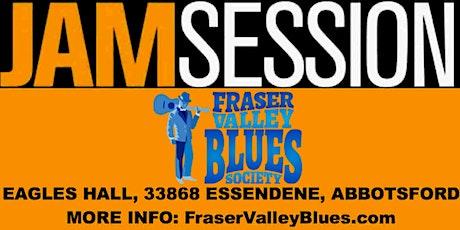 Friday Night Blues Jam tickets