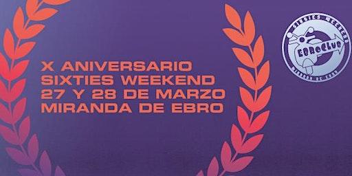 EbroClub Sixties Weekend Festival 2020