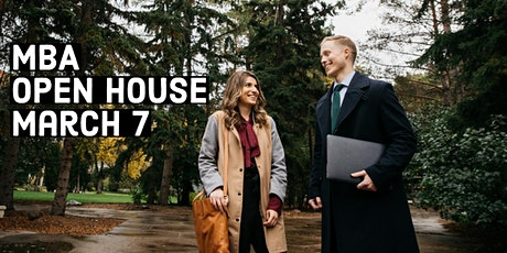 UAlberta MBA: Open House 2020 tickets