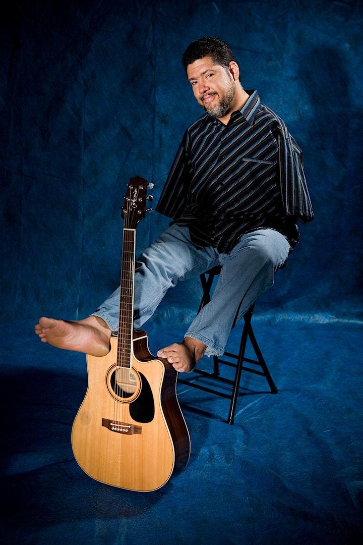 Tony Melendez Live in Concert image