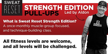 Sweat Reset: Pull-Up Clinic (with Aldon) tickets