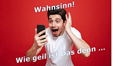Happy Smartphone - mehr in der Geldbörse dank Technologie-Einsatz tickets