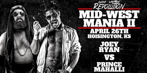 KWR Wrestling: Mid-West Mania 2