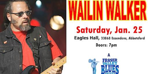 Wailin Walker Band Concert & Dance