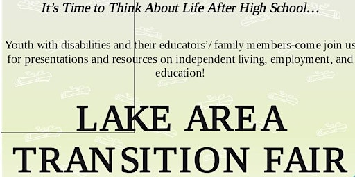Lake Area Transition Fair