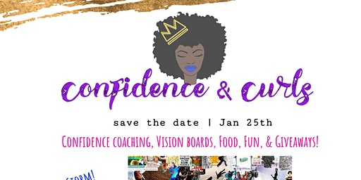 Confidence & Curls -Manifest Your Best Life!