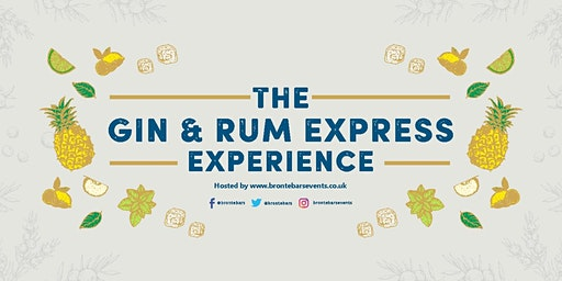 2020  Gin & Rum Express on the Keighley & Worth Valley Railway