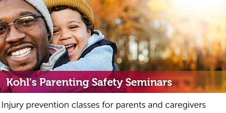 Kohl's Parenting Safety Seminars (Safe Kids) tickets