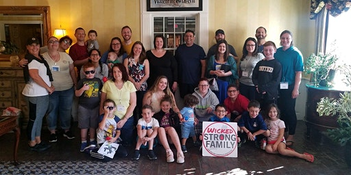 Newly Diagnosed Families Retreat
