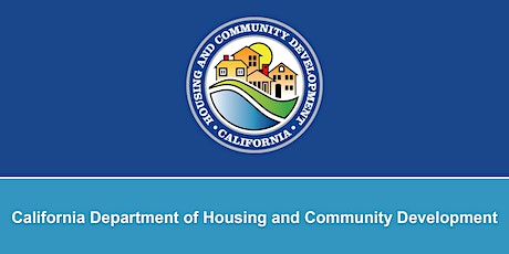 Multifamily Housing Project Round 2 NOFA Workshop tickets