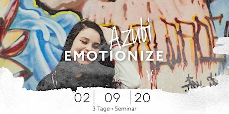 »Emotionize Azubi« Tickets