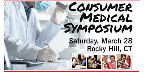 Consumer Medical Symposium  tickets