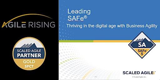 Leading SAFe 5.0 with SA Certification - Minneapolis ( Guaranteed to Run)