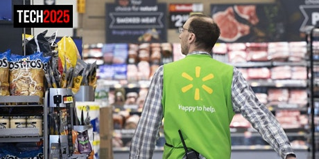 A Private Tour of Walmart's New Intelligence Research Lab - the Future of Retail tickets