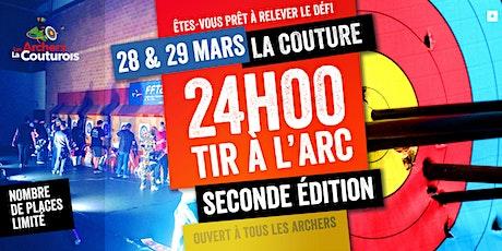 24 heures de tir à l'arc de La Couture billets