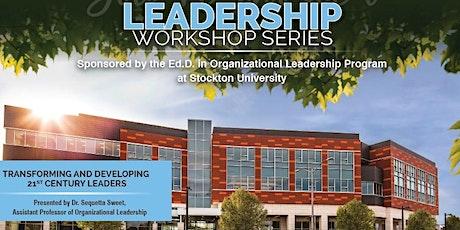 Leadership Workshop Series tickets