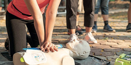 Accredited Training | First Aid