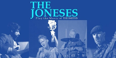 The Joneses, Luminol and StoneThief - 24th January - Pelton Arms tickets