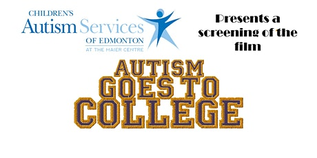Autism Goes to College tickets