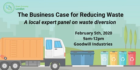 The Business Case for Reducing Waste - A local expert panel on diversion tickets