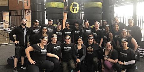 Form Fitness Spartan Workshops 2020 tickets
