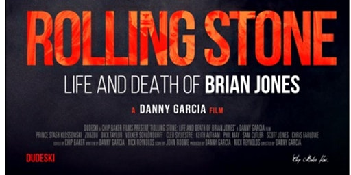 """Rolling Stone Life and Death of Brian Jones"" film screening premier"