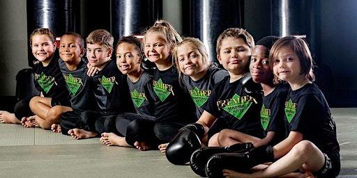 FREE Children's Beginner Karate Workshop