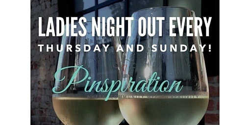 Test  Ladies Night Out // WINE & DIY (03-10-2020 starts at 4:00 PM)