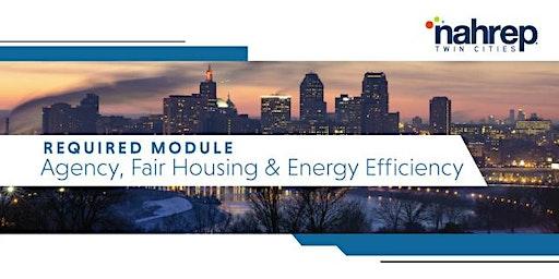 NAHREP Twin Cities: Agency, Fair Housing & Energy Efficiency