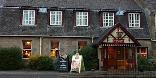"""Club FIVE55 """"Hot Seat"""" Business Lunch in Edinburgh"""